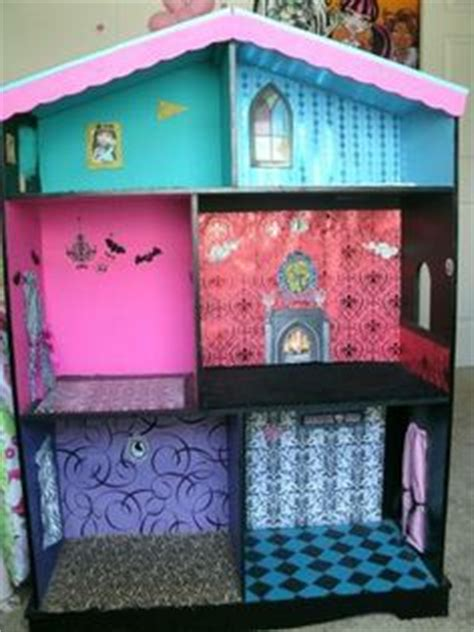 monster high dolls house for sale monster high house diy on pinterest monster high house monster high dolls and
