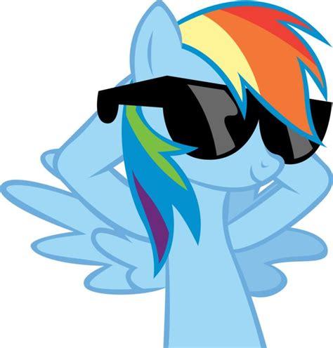 cool rainbow dash together with my little pony friendship is magic pony got swag myfavoritemylittlepony mlp mylittlepony
