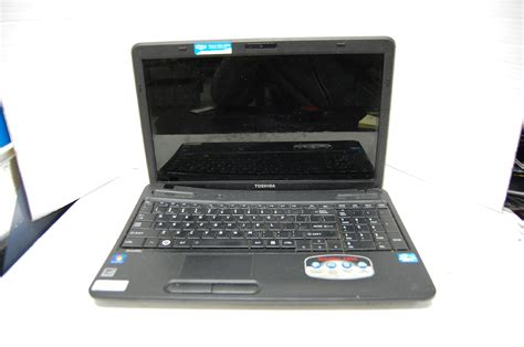 Ram Laptop Toshiba toshiba c655 15 5 quot laptop intel i3 2330m 2 20ghz 4gb ram no hdd repair ebay