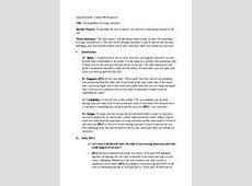 speech outline - persuasive speech - A nna Birkstedt ... Informative Speech Outline Cancer