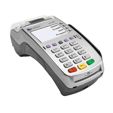 card machines verifone vx520 credit card machine