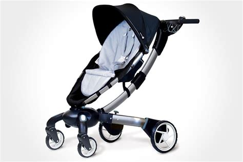 4moms origami the world s power folding stroller