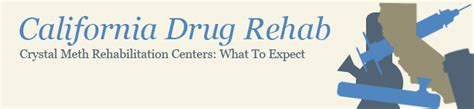 Meth Detox Programs by California Meth Rehabilitation Centers What To