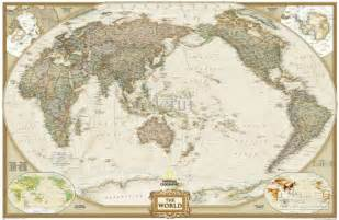 Canvas World Map by 2017 Archaize Exquiste Canvas World Map 130 90cm