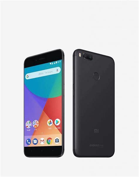 Xiaomi Mi 5x 32gb 4gb Black xiaomi mi a1 android one 5x black 64gb memory 4gb ram