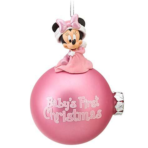 your wdw store disney holiday ornament minnie mouse