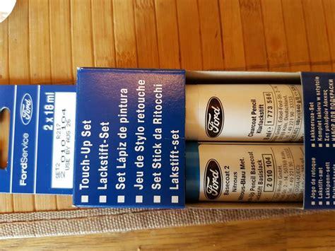 Lackstift Und Polieren by Lackstift Ford Focus Blau G 252 Nstig Auto Polieren Lassen