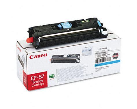 Toner Printer Canon Ep 307 Black For Lbp5200 2500pgs Ep307 Black canon lbp 5200 cyan toner cartridge made by canon 4000