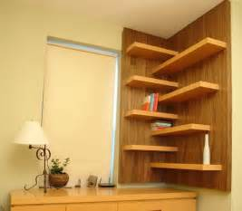 shelves for rooms 15 corner wall shelf ideas to maximize your interiors