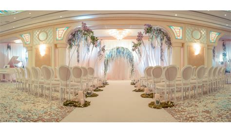 Wedding Arch Decorated With Flowers by White Wedding Arch Decorated With Flowers Of Lilac