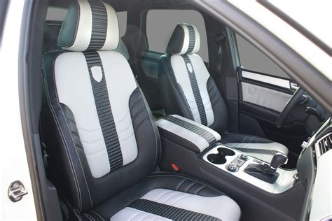 volkswagen polo modified interior hofele design unveils vw touareg royal gt 470 autoevolution