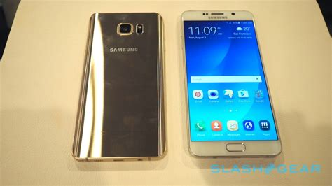 Samsung Note 4 Note 5 samsung galaxy note 5 vs note 4 what s changed slashgear