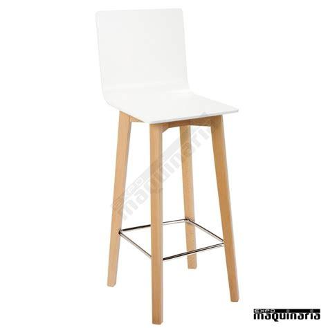 taburetes madera taburete bar patas madera 5r810