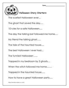 halloween story themes 1000 images about halloween writing projects on pinterest