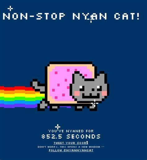 Meme Nyan Cat - http nyan cat