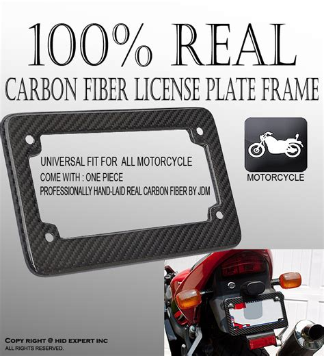 Murah Ez Stands Authentic Ez Cloud Company Usa aff 1pc for suzuki new carbon fiber car plate frame