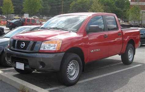 2008 Nissan Titan by File 2008 Nissan Titan Xe Jpg Wikimedia Commons