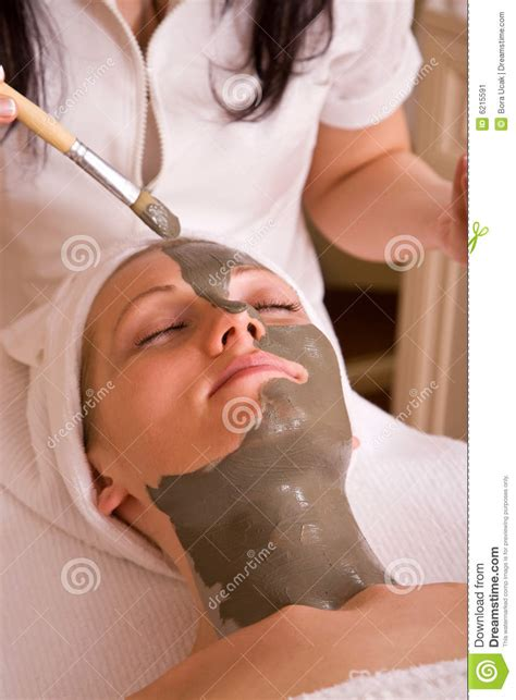 spa therapy stock image image 6215591