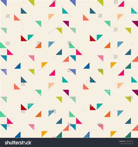 geometric seamless pattern vector seamless geometric pattern stock vector illustration