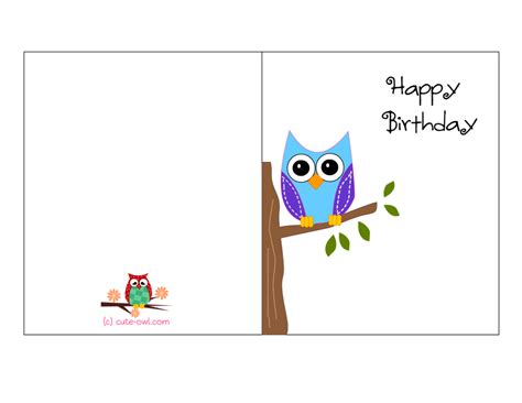 birthday card template for docs 7 paper birthday templates print paper templates