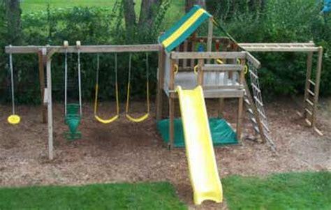 swing set plans  monkey bars plans diy