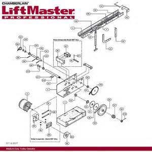 liftmaster wiring diagrams