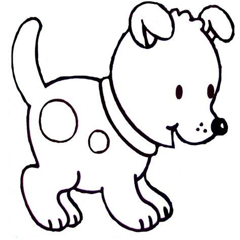imagenes de animales infantiles dibujos de perros para colorear dibujos animales pinterest