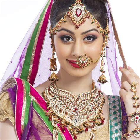 Bridal Attire by Essential Guide To An Indian Brides Attire