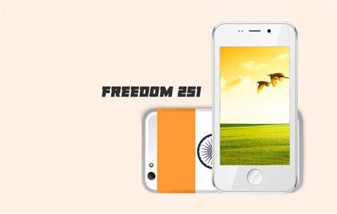 freedom android freedom 251 smartphone android termurah sedunia dadroidrd
