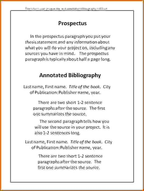 How To Make A Bibliography For A Research Paper - annotated bibliography essay