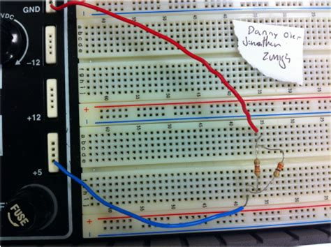breadboard resistors in series series resistors breadboard 28 images lessons in electric circuits volume vi experiments