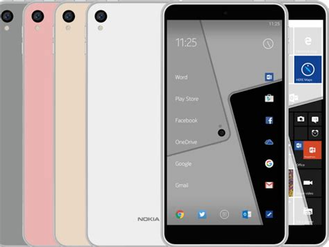 nokia  specifications  renders reportedly leaked notebookchecknet news