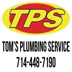 Tom Plumbing by Tom S Plumbing Service Tps La Habra In La Habra Ca