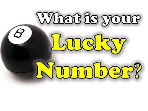 lucky number playbuzz