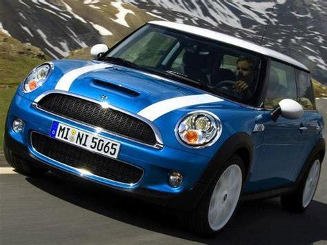 Mini Cooper Mc03 Black Blue B mini cooper s lightening blue with white bonnet stripes