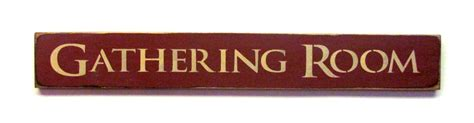 gathering room sign gathering room sign wood sign saying housewarming by woodticks