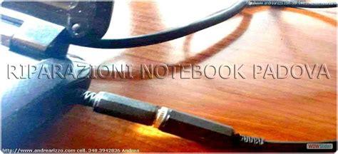 alimentatore pc rotto centro supporto riparazione notebook acer asus hp