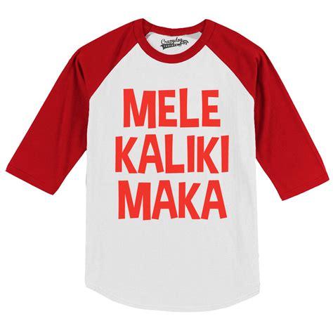 Raglan Cool mele kalikimaka raglan shirt cool shirt hawaiian
