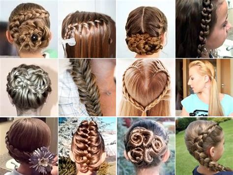 hairstyle ideas for hair for school best hairstyles for school tutorials my