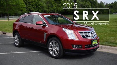 cadillac srx review test drive youtube