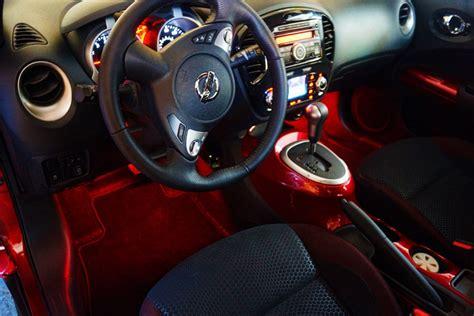 custom car interior juke accessories nissan pictures