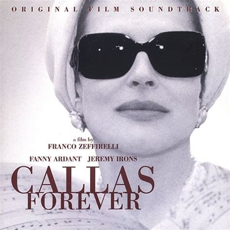 maria callas movie review callas forever original film soundtrack maria callas