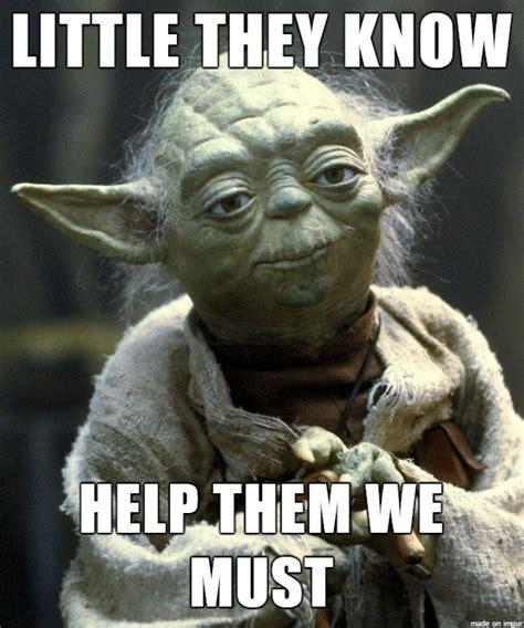 tech support meme tech support yoda classroom memes wars
