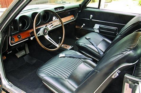 muscle car upholstery 1968 hurst olds hemmings motor news