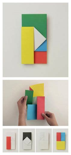 How To Make A Brochure Out Of Paper - paper engineering 3d paper and peep show on