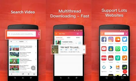downloader for mobile 9 best downloaders for android 2018