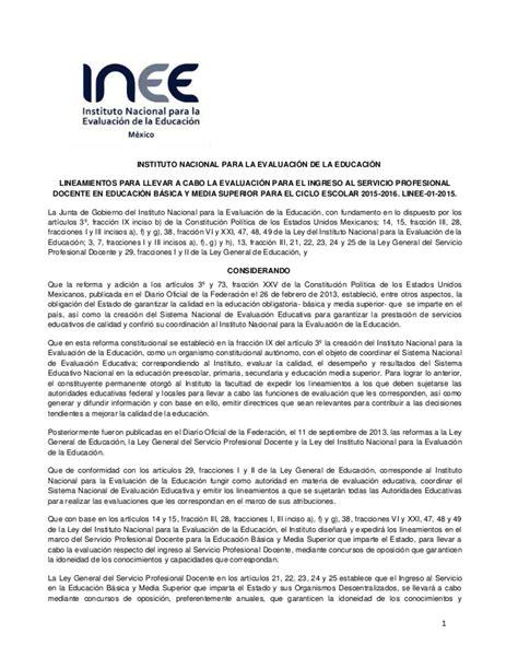 simulador de evaluacin docente 2015 evaluaci 243 n de ingreso al servicio profesional docente 2015