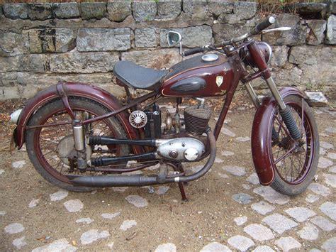 Motorrad Rt 125 by Ifa Rt125 1 Bedienungsanleitung Betriebsanleitung