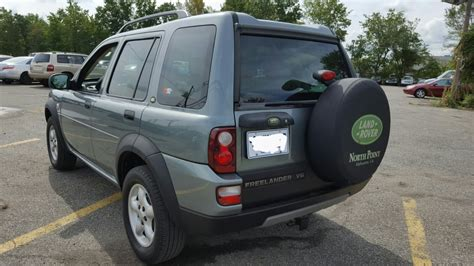 land rover freelander 2004 2004 land rover freelander overview cargurus