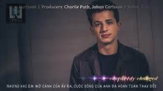 charlie puth then there s you then there s you charlie puth karaoke vietsub youtube